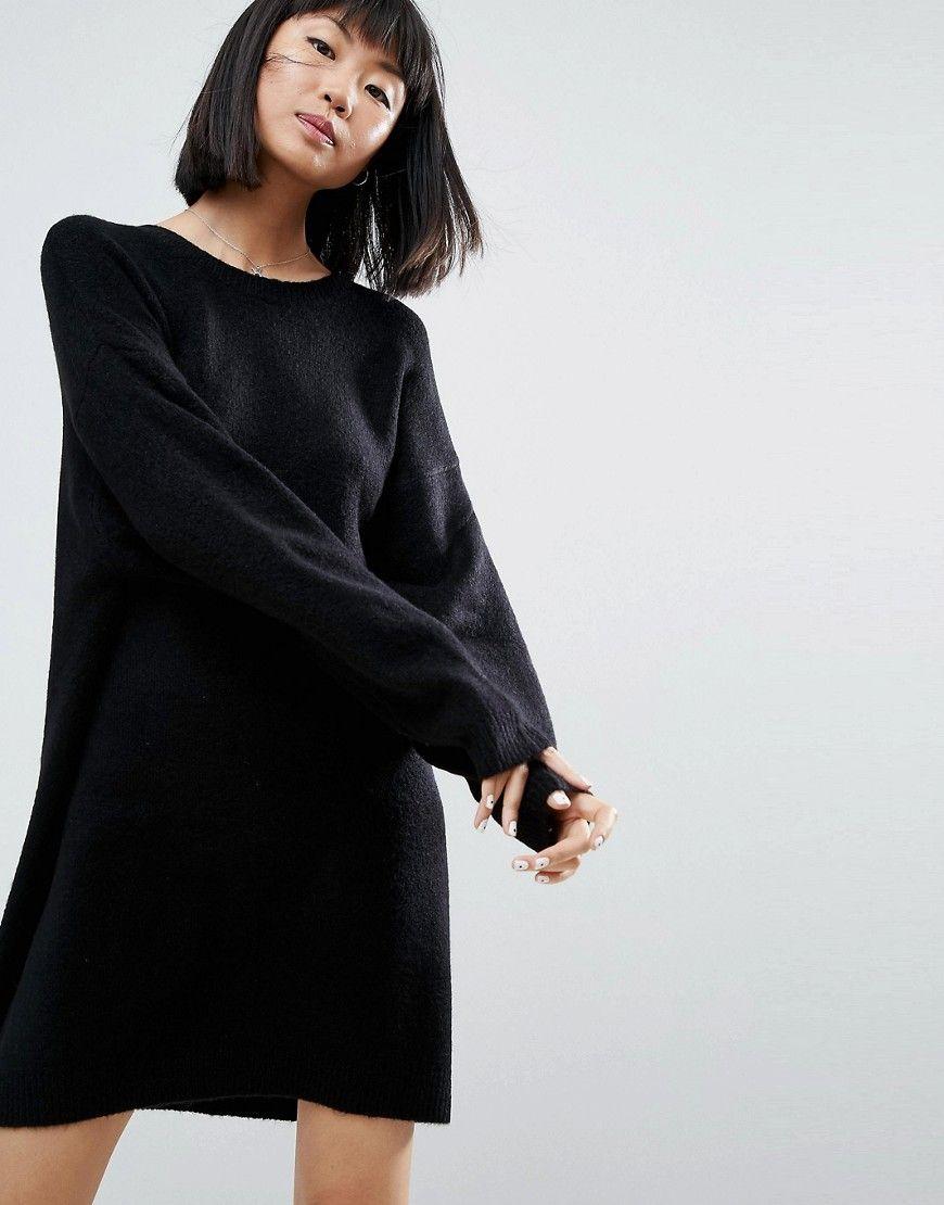 Strickkleider für Damen online kaufen. Strickkleider bei ladendirekt.de.  Damen Bekleidung, Garn, Mode Für Frauen, Stricken, Asos, Strickjacke Für  Frauen f3ce242587