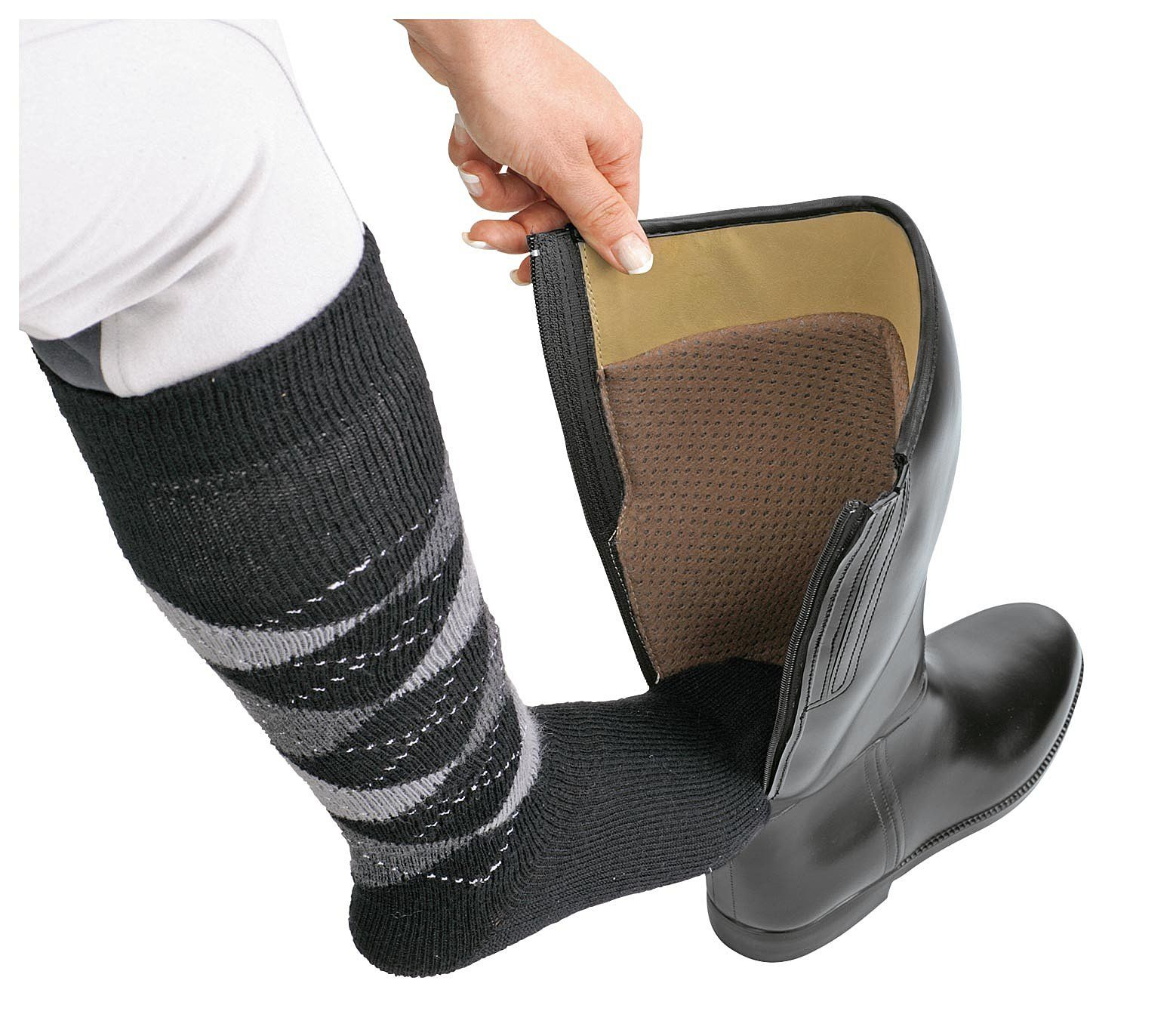 Reitstiefel Flexible | Burlington Socks at daily occasions