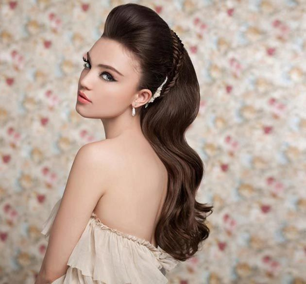 Formal Hairstyles At Home : Super cute bridal hairstyles every girl would love to wear best