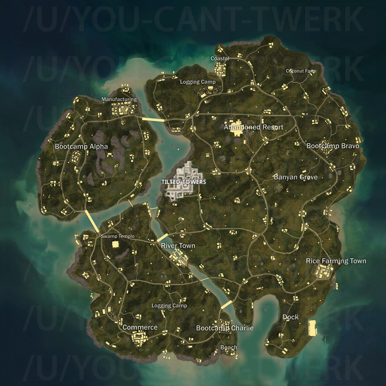 Somethings Off About This New PUBG Map LatestGames