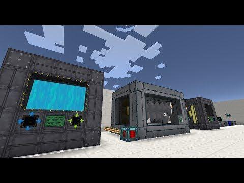 Big Reactors Tutorial - Reactors & Reactor Turbines   Simple house,  Minecraft house designs, Mountain dream homes