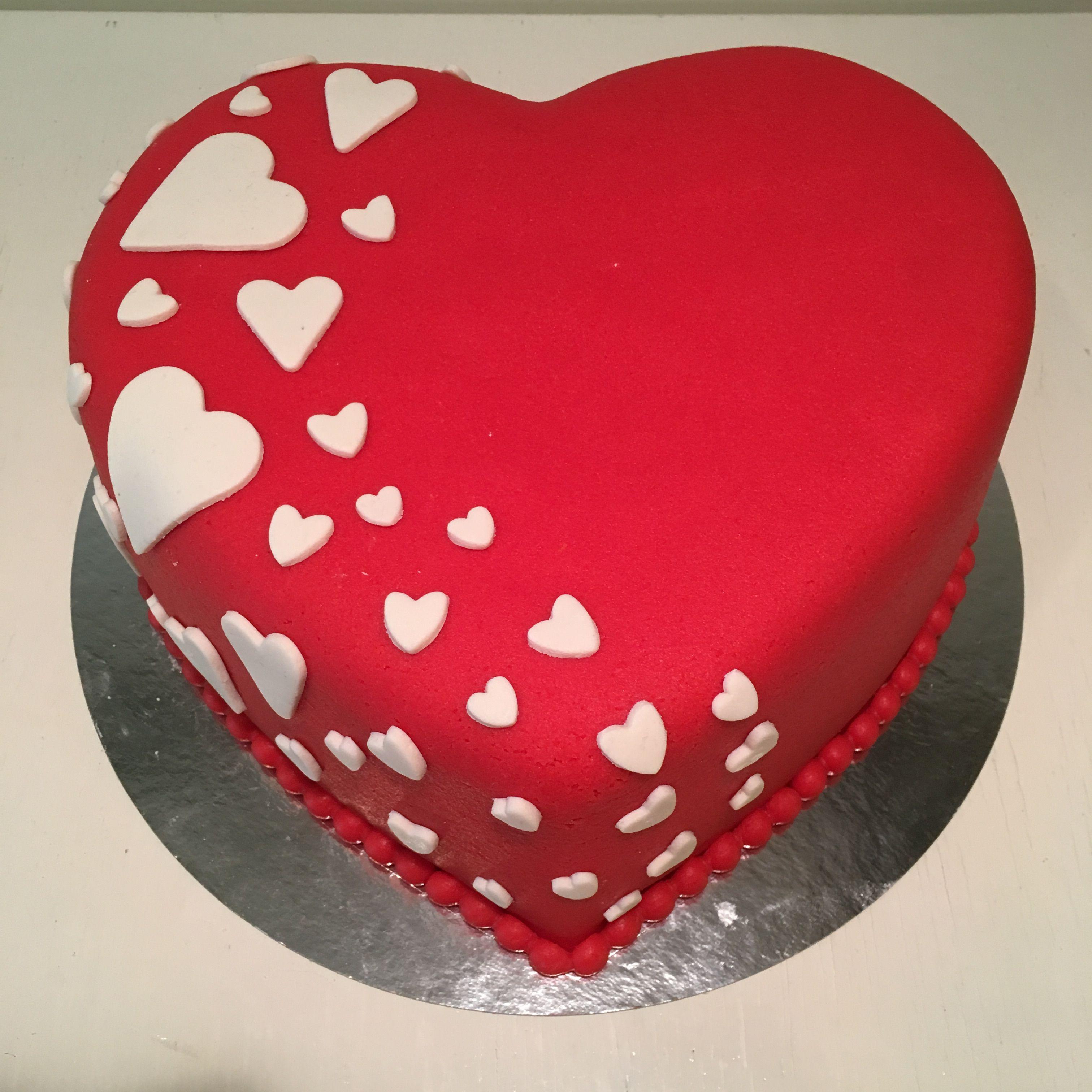 Hart taart