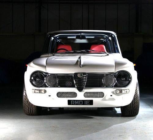 Alfa Romeo Giulia TI Super 1.6