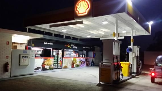 Business for Sale: Shell - Franchise For Sale - GROWING