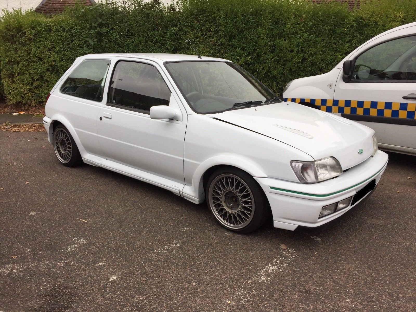 This Fiesta Rs Turbo Replica With Full Rs Turbo Conversion Modified Mot May 2018 Is For Sale Turbo Car Turbo Cool Cars
