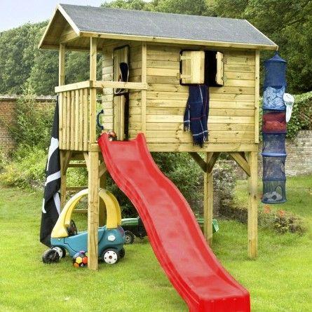 pin by isabelle gobeil on jouets fait main cabane jardin. Black Bedroom Furniture Sets. Home Design Ideas