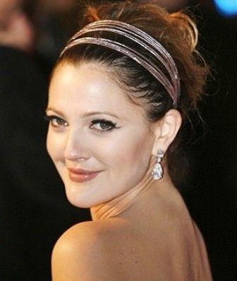 Drew-Barrymore-headband-hairstyle.jpg (336×398)