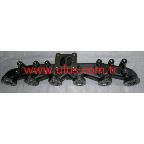 6221 11 5120 Exhaust Manifold Sa6d108 Komatsu Engine Spare Parts Motorlar