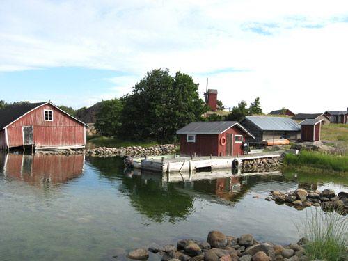 Majatalo Backaro, Nötö, Finland