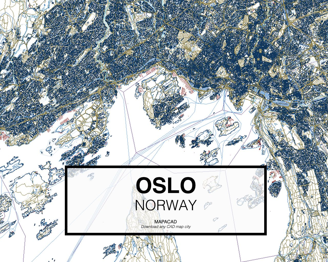 Oslo norway download cad map city in dwg ready to use in autocad oslo norway download cad map city in dwg ready to use in autocad sciox Gallery
