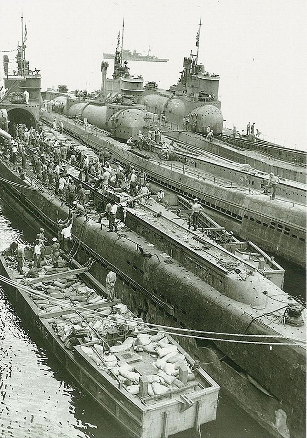 IJN type I400 submarines 伊号...