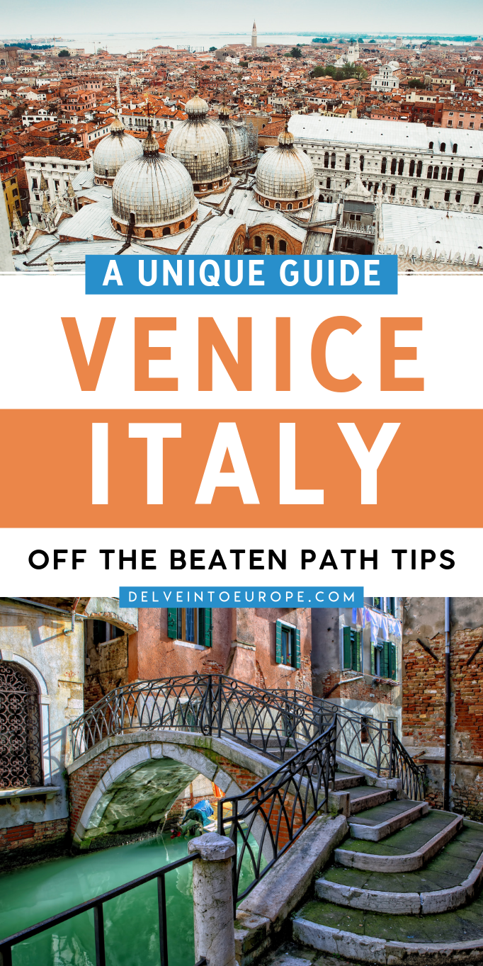 Photo of Venice Italy – Tips to help you escape the crowds