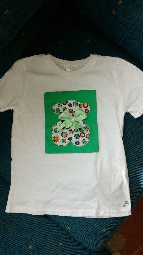 Camiseta osito tous