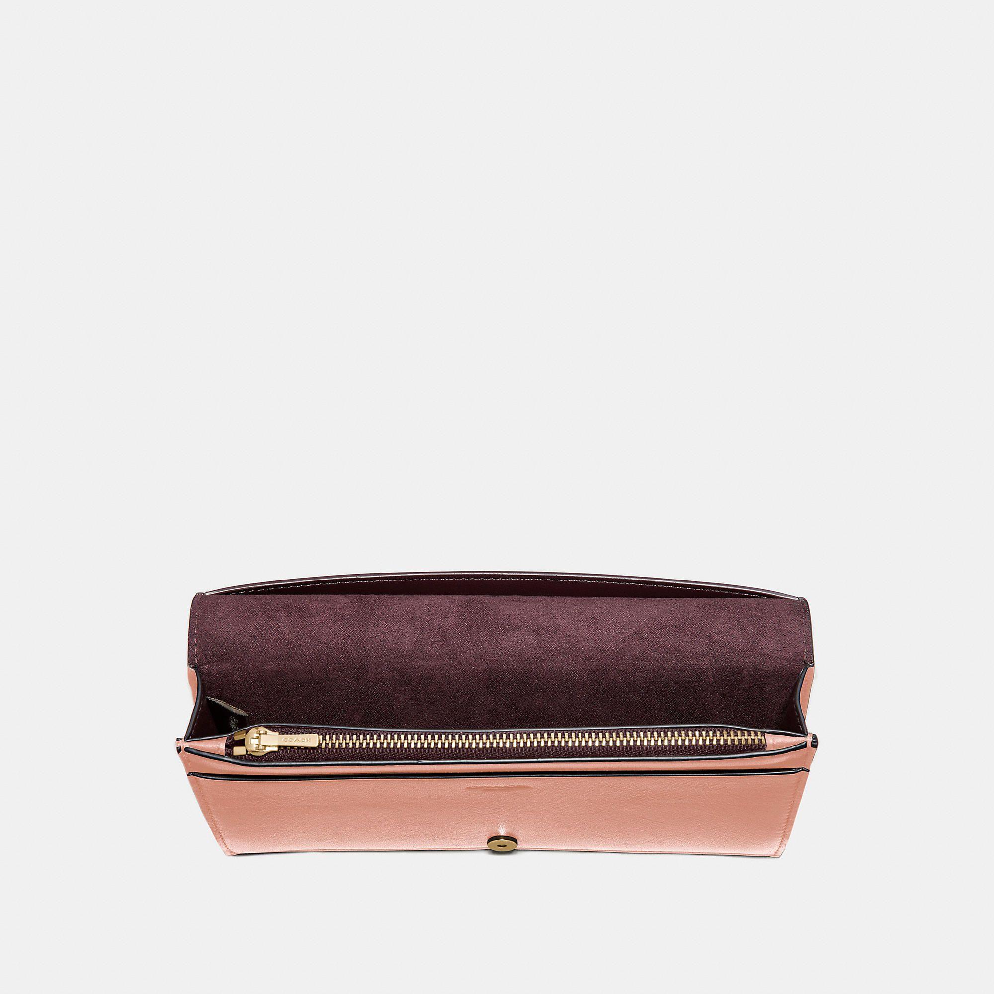 The Dreamer Zip Wallet