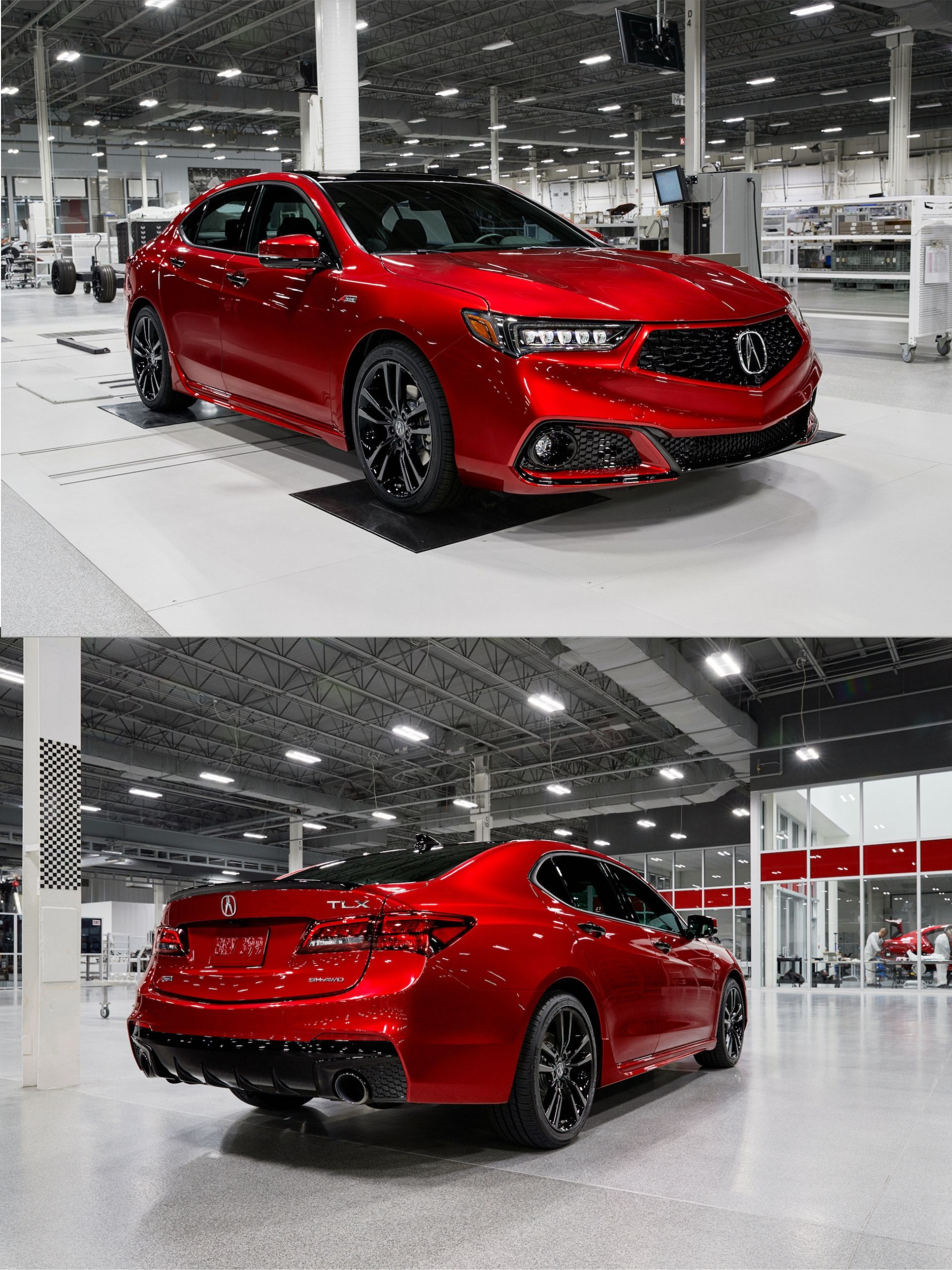 2020 Acura Tlx Pmc Edition Power By 290 Horsepower 3 5 Liter V6 Is