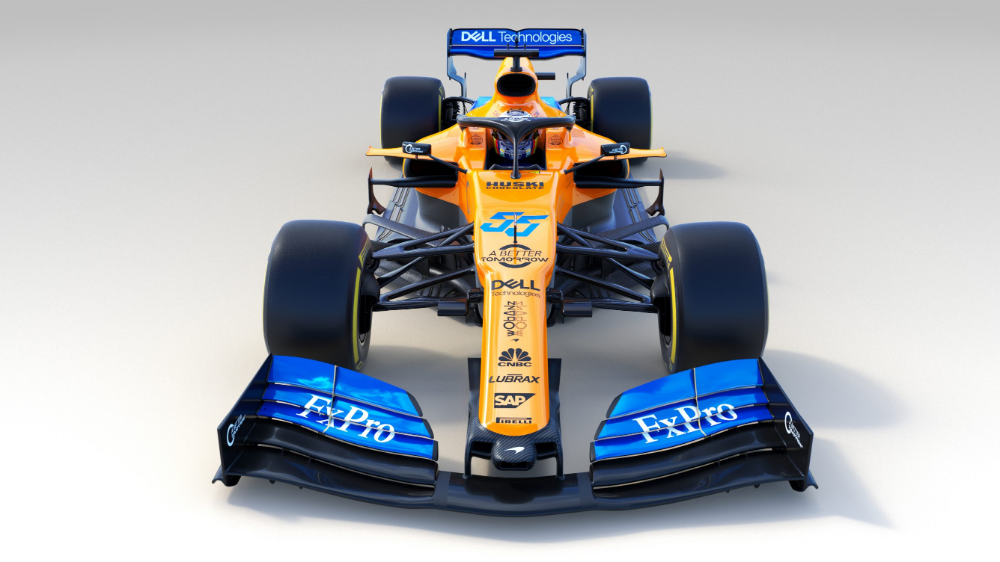 Mclaren Mcl34 Gallery All The Angles Of The Teams 2019 F1 Car Formula 1 Mclaren Formula 1 Car Formula 1