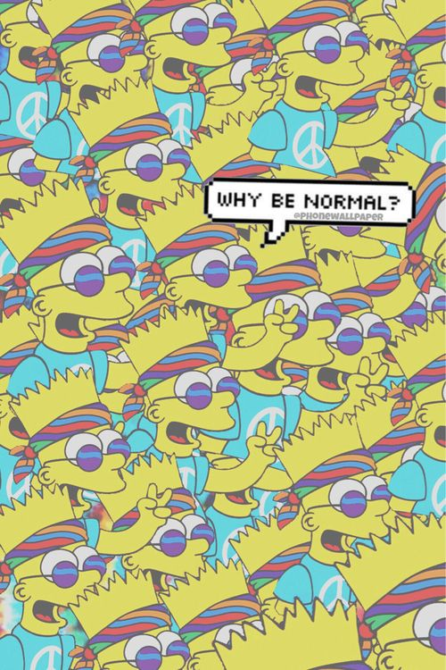 Bart Simpsons Tumblr