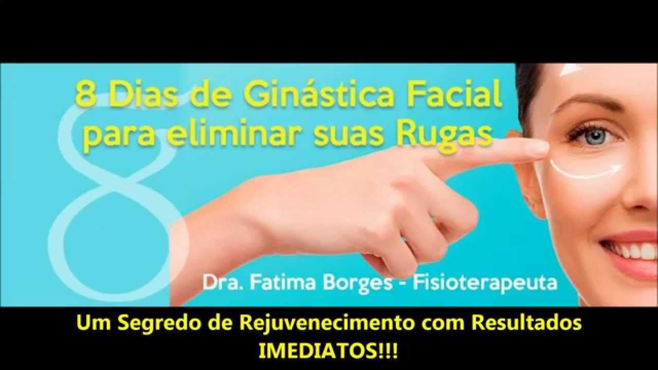 Curso de Ginástica Facial com Fátima Borges - Fisioterapeuta e Acupuntur... para saber mais acesse aqui http://bit.ly/1HyTo0Q