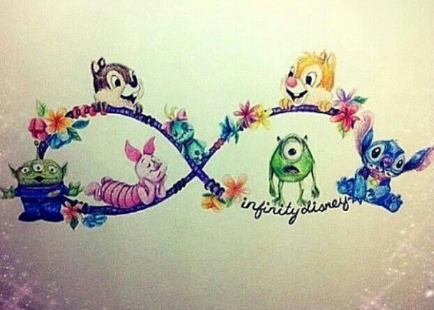 Disney Tattoo – In onore della mia ximeee con il suo bacino vede sempre la sua k