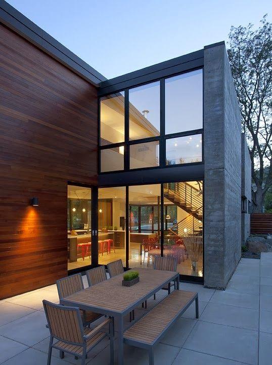 Casas de hormigon modernas free vivienda modular de lujo modelo baqueira d p with casas de - Vivienda modular hormigon ...