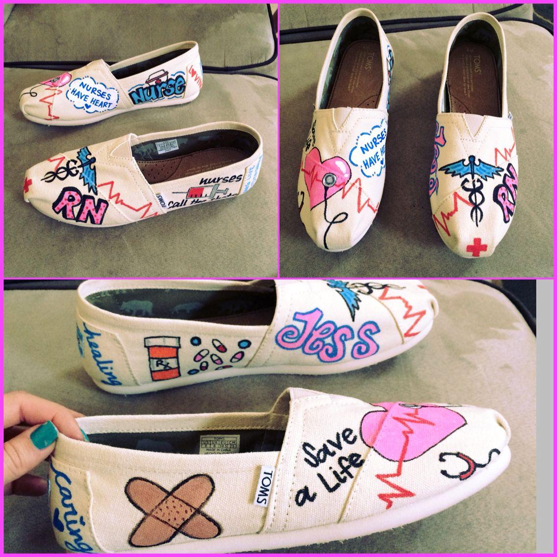 Funny Pineapple Pattern Women¡s Casual Sneakers Shoes Flat Cool Nursing Designer