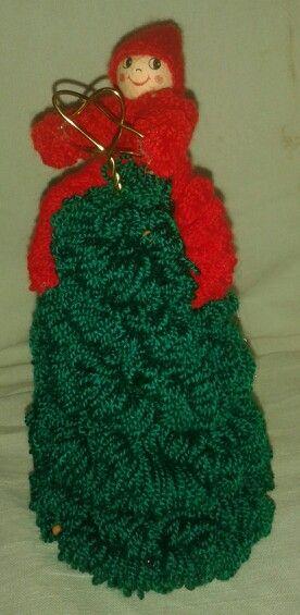 Gimpet juletræ