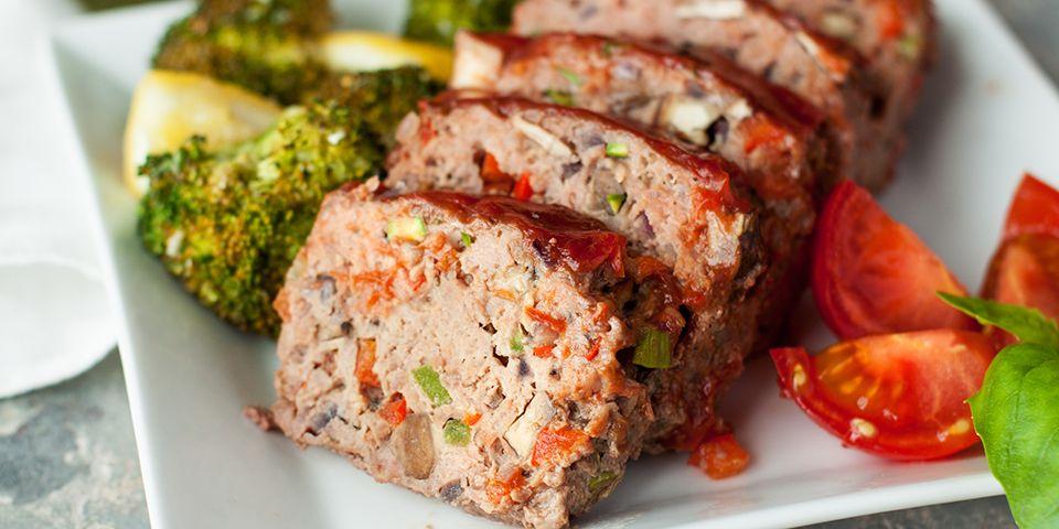 Leftover Turkey Meatloaf Recipe Turkey Meatloaf Leftover Turkey Cooking Temp For Beef