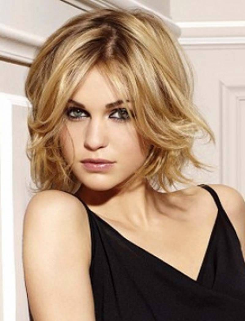 Medium Hairstyles For Fine Hair Classy Short To Medium Hairstyles For Thin Fine Hair  Hair  Pinterest