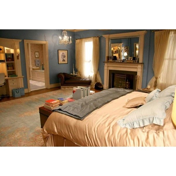 Blair Waldorfu0027s Bedroom  Thegreatgatsby Found On Polyvore