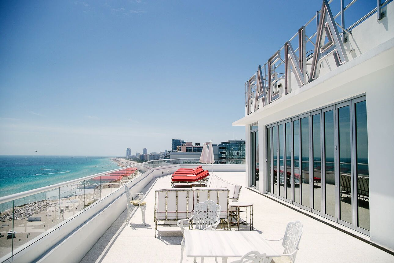 Faena Hotel Miami Beach The Oceanfront Faena Hotel Is Situated In
