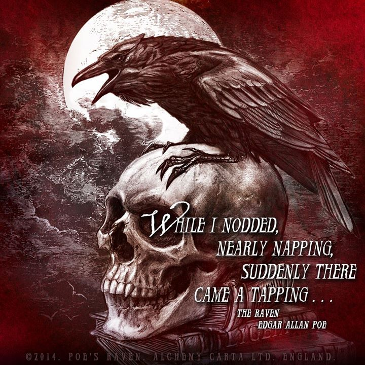 the raven by edgar a poe essay The raven by edgar allan poe an analysis of the raven as a symbol of death -  med christoph grave - essay - english - literature, works - publish your bachelor's  or.