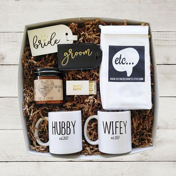 Wedding Gift Box Newlywed Bridal Shower For Bride