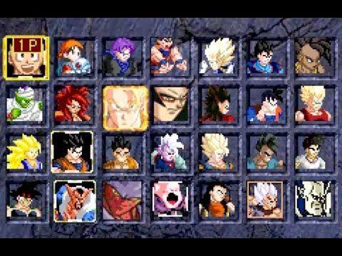Dragon Ball Final Bout Mugen 1 0 Download Dragon Ball Dragon Ball