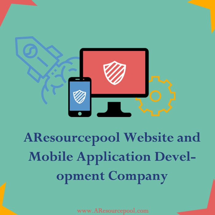 Hire AResourcePool Website and Mobile app developer that