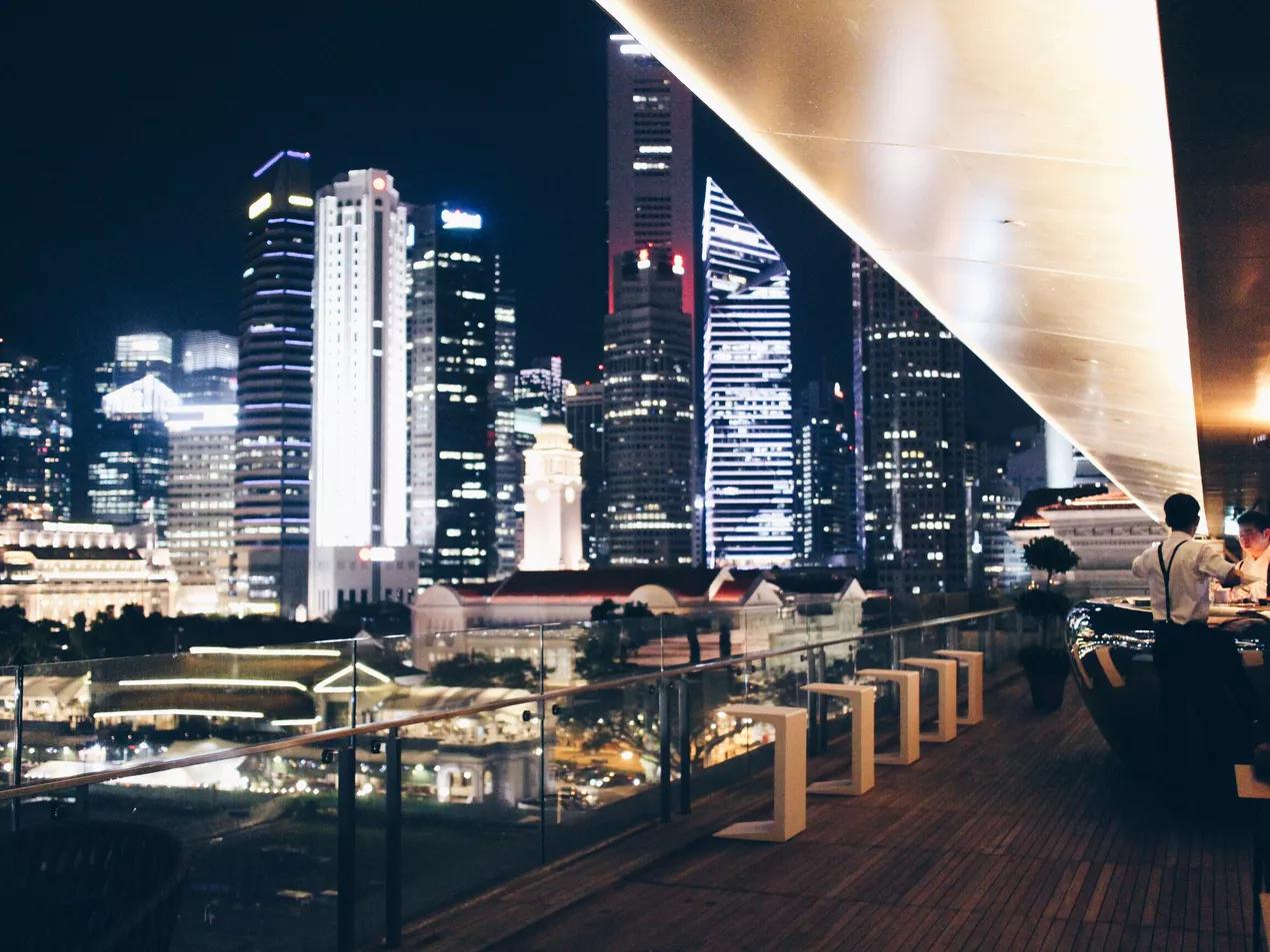The 38 Best Restaurants In Singapore Restaurant Singapore Tasting Menu