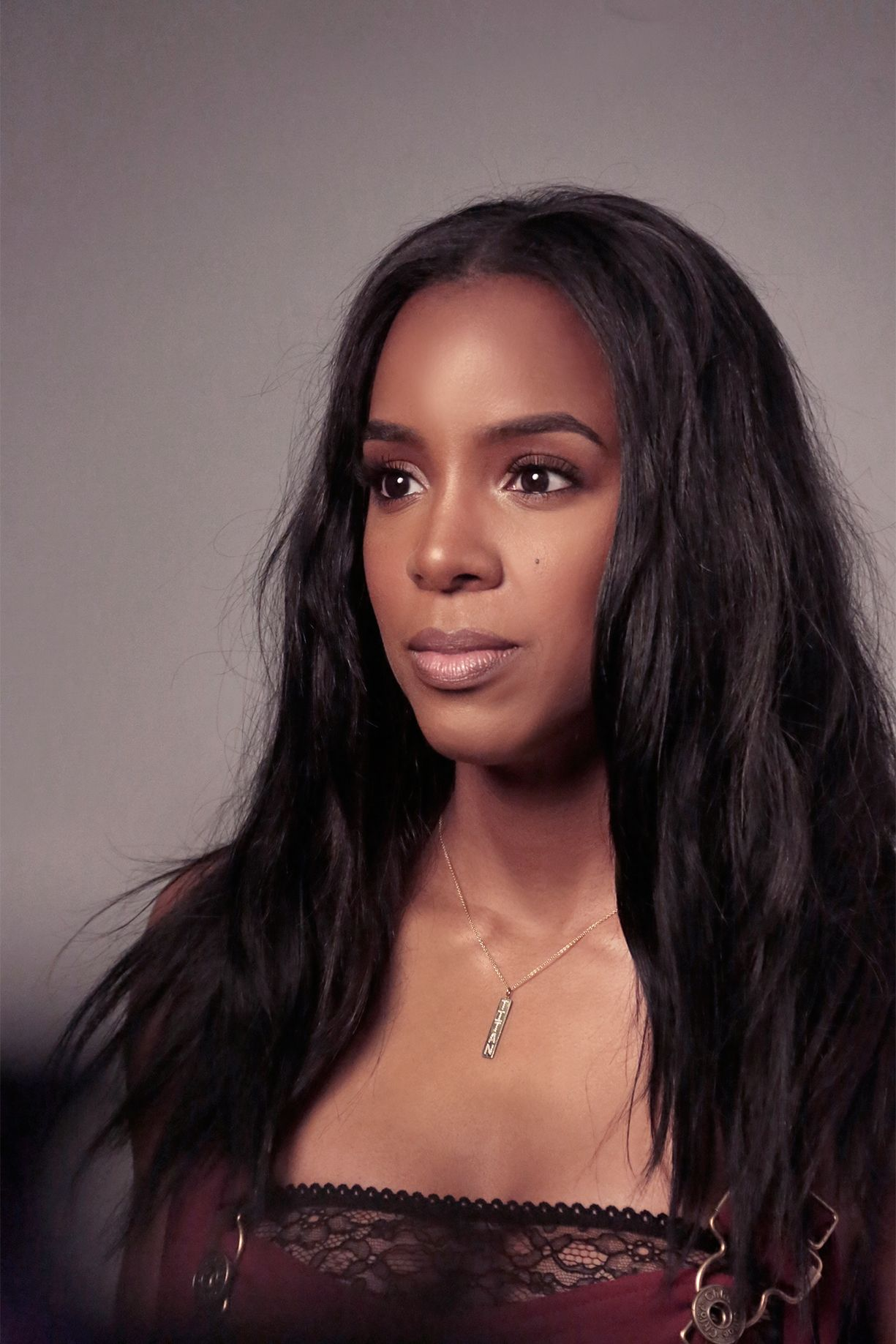 Kelly Rowland At Our Fw16 Runway In Paris February 2016