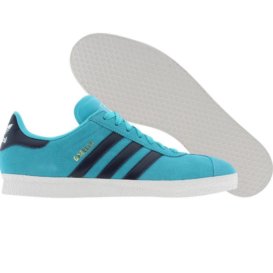 Adidas Gazelle 2 (cle blue / dark