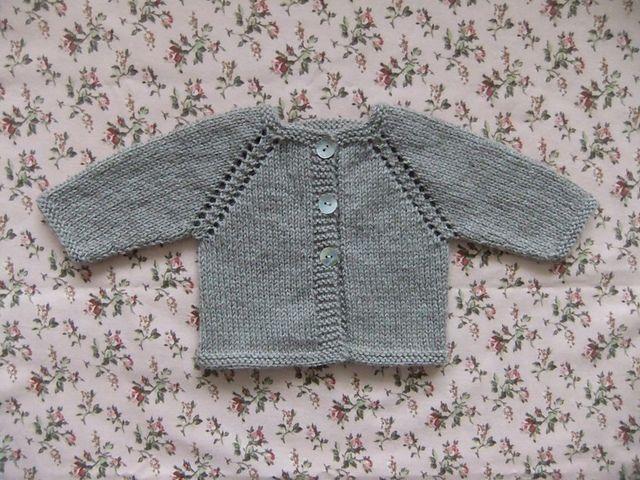 Ravelry: mon petit bébé pattern by bébé tricote   Dos agujas / bebes ...