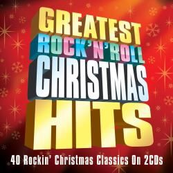 Rock around the Christmas tree with this 2 CD set of rocking Christmas classics