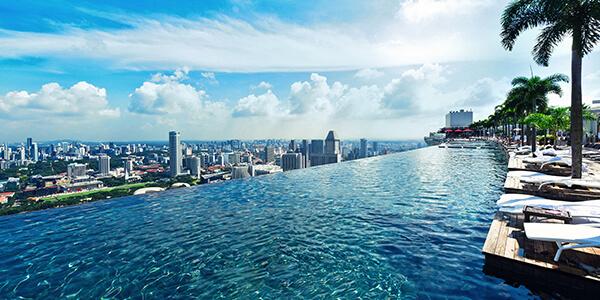 Splash Into Summer Hotel Offer At Marina Bay Sands Infinity