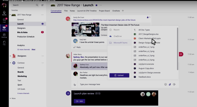 Microsoft Teams Feels Like Deja Vu All Over Again Techcrunch Microsoft Product Launch Techcrunch