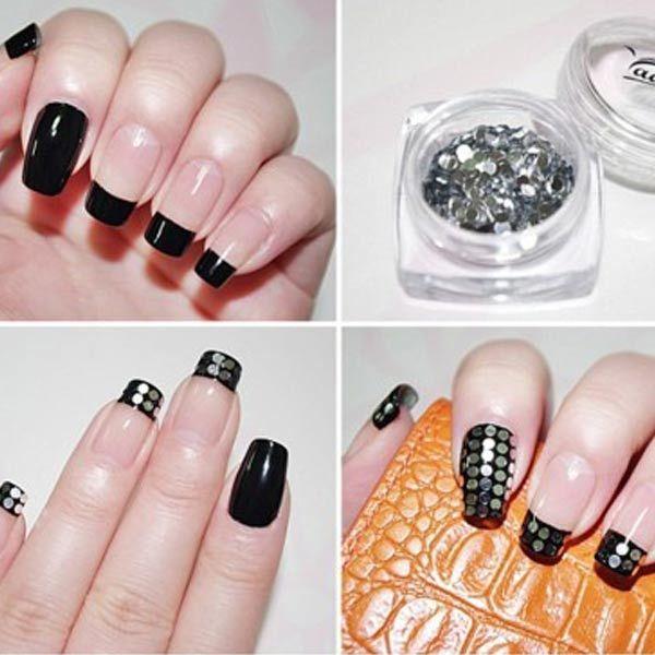 Diseños para uñas paso a paso | Diseños para uñas, Sencillo y Encontrado