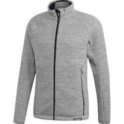 Photo of Adidas Herren Sweatshirt Knit Fleece, Größe 58 in Grau adidasadidas