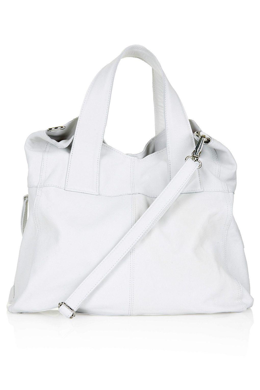 Photo 1 of Leather Alba Hobo Bag