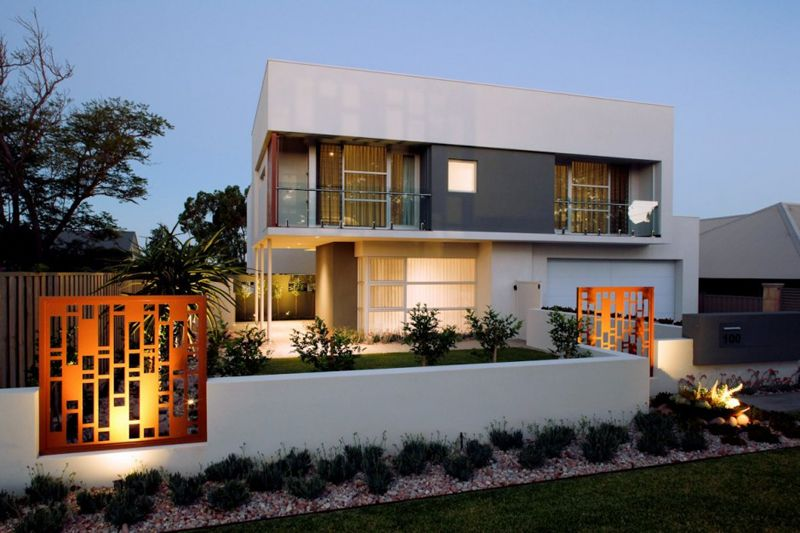 Modern House by Mick Rule Perth Australia DesignRulz ICF