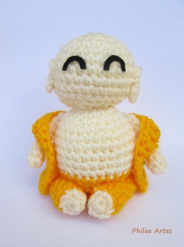 9 Cute Crochet Buddha Patterns | Muñecas, Hermosa y Cosas
