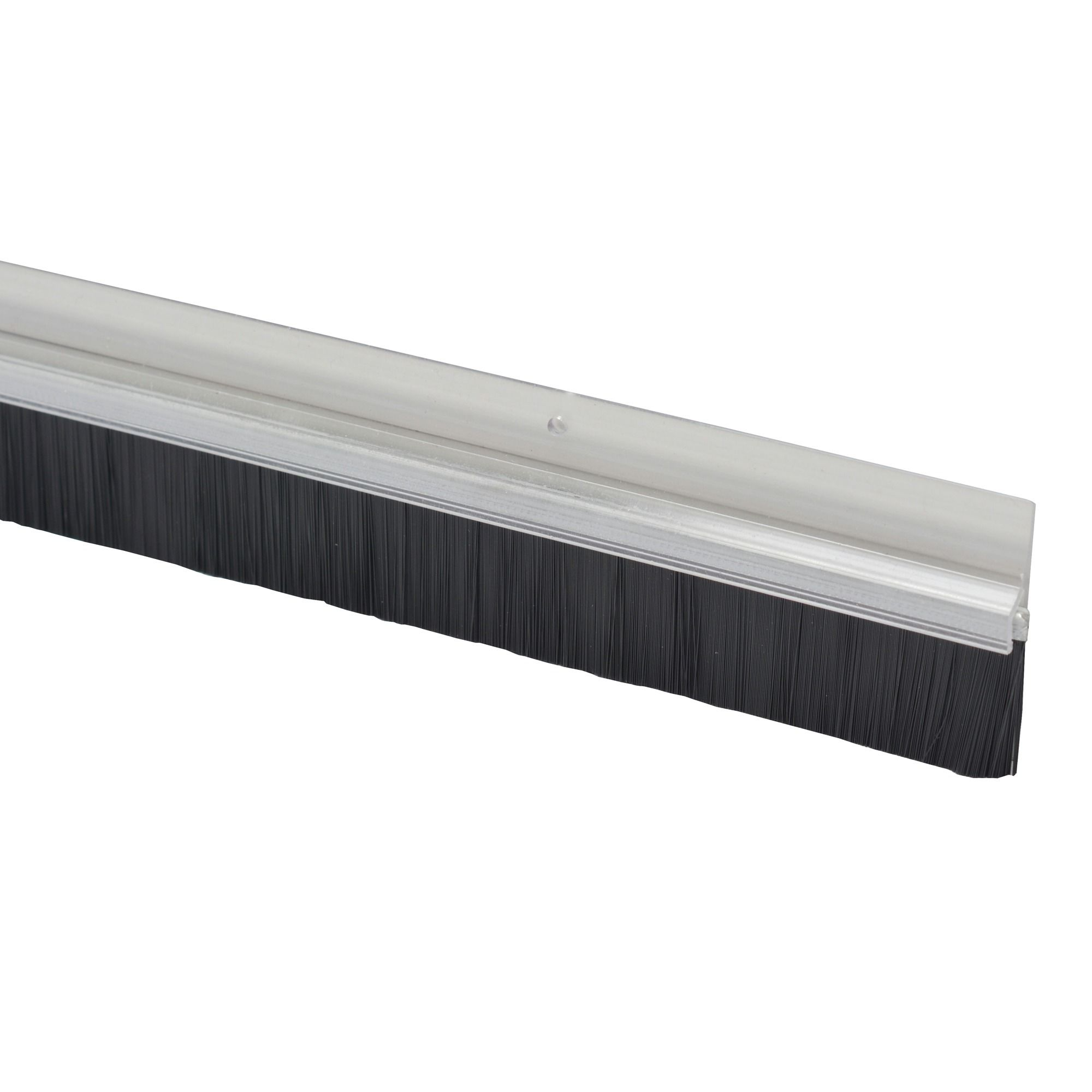 Tochtstrip Praxis Gamma Tochtstrip Met Borstel Pvc Transparant 93 Cm Entree Bose