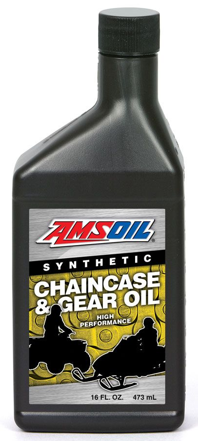 Amsoil Synthetic Chaincase Gear Oil Amsoil