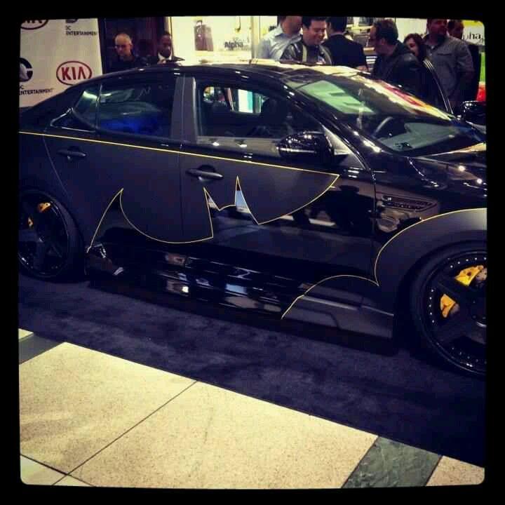 Kia Dealer Nj: Bat Man Kia Optimus