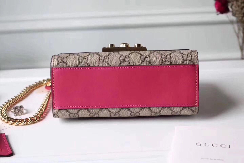 GUCCI women\u0027s Chain bag; model8673; Size20x13cm;Top